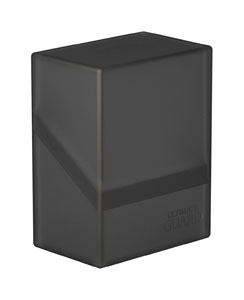 Ultimate Guard Boulder Deck Case 60+ taille standard Onyx