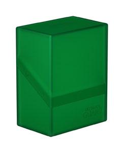 Ultimate Guard Boulder Deck Case 60+ taille standard Emerald
