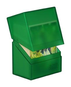 Photo du produit Ultimate Guard Boulder Deck Case 60+ taille standard Emerald Photo 1