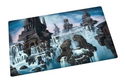 ULTIMATE GUARD TAPIS DE JEU LANDS EDITION II ÎLE 61 X 35 CM