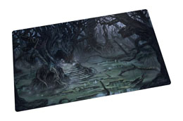 Ultimate Guard tapis de jeu Lands Edition II Marais 61 x 35 cm