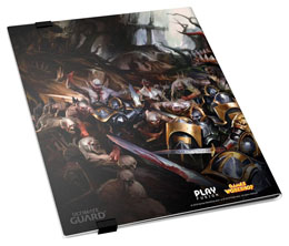 Photo du produit WARHAMMER AGE OF SIGMAR CHAMPIONS 18-POCKET FLEXXFOLIO ORDER VS. DEATH Photo 2