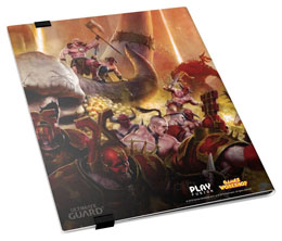 Photo du produit WARHAMMER AGE OF SIGMAR: CHAMPIONS 18-POCKET FLEXXFOLIO CHAOS VS. ORDER Photo 2