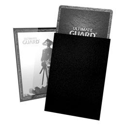 Photo du produit Ultimate Guard 60 pochettes Katana Sleeves format japonais Noir Photo 1