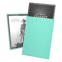 Photo du produit Ultimate Guard 60 pochettes Katana Sleeves format japonais Turquoise Photo 1