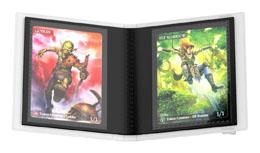 Photo du produit Ultimate Guard Flexxfolio 20 - 2-Pocket - Blanc Photo 4
