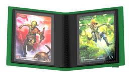 Photo du produit Ultimate Guard Flexxfolio 20 - 2-Pocket - Vert Photo 4