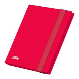Ultimate Guard Flexxfolio 20 - 2-Pocket - Rouge