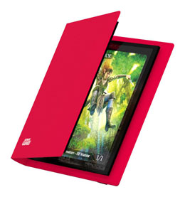 Photo du produit Ultimate Guard Flexxfolio 20 - 2-Pocket - Rouge Photo 1