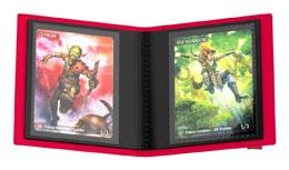 Photo du produit Ultimate Guard Flexxfolio 20 - 2-Pocket - Rouge Photo 4