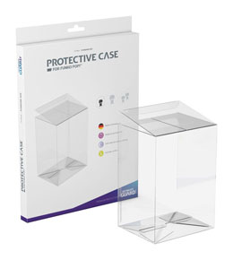 ULTIMATE GUARD PROTECTIVE CASE 10 BOÎTES DE PROTECTION POUR FIGURINES FUNKO POP!