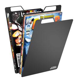 Photo du produit Ultimate Guard 25 intercalaires pour Comics Premium Comic Book Dividers Noir Photo 2