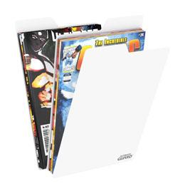 Photo du produit Ultimate Guard 25 intercalaires pour Comics Premium Comic Book Dividers Blanc Photo 2