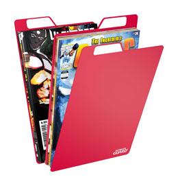 Photo du produit Ultimate Guard 25 intercalaires pour Comics Premium Comic Book Dividers Rouge Photo 2