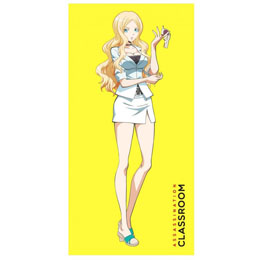 ASSASSINATION CLASSROOM SERVIETTE DE BAIN IRINA SENSEI 70 X 35 CM