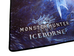 Photo du produit MONSTER HUNTER WORLD: ICEBORNE TAPIS DE SOURIS POSTER Photo 2
