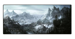 THE ELDER SCROLLS V SKYRIM TAPIS DE SOURIS OVERSIZE VALLEY