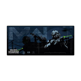 CALL OF DUTY MODERN WARFARE TAPIS DE SOURIS OVERSIZE IN SIGHT
