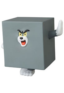 Tom & Jerry mini figurine UDF série 2 Tom (Square) 8 cm