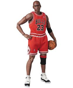 Photo du produit NBA FIGURINE MAF EX MICHAEL JORDAN (CHICAGO BULLS) 17 CM Photo 1