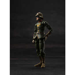 Photo du produit MOBILE SUIT GUNDAM FIGURINE G.M.G. PRINCIPALITY OF ZEON ARMY SOLDIER 01 10 CM Photo 1