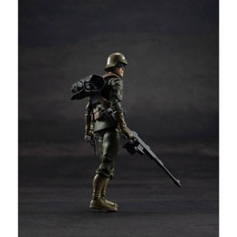 Photo du produit MOBILE SUIT GUNDAM FIGURINE G.M.G. PRINCIPALITY OF ZEON ARMY SOLDIER 01 10 CM Photo 3