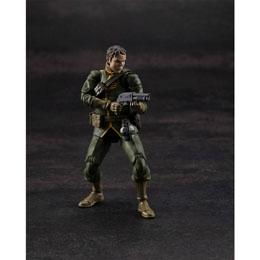 Photo du produit MOBILE SUIT GUNDAM FIGURINE G.M.G. PRINCIPALITY OF ZEON ARMY SOLDIER 02 10 CM Photo 4