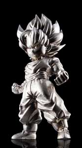 Photo du produit ABSOLUTE CHOGOKIN DRAGON BALL SS S GOKU Photo 1