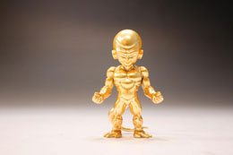 Photo du produit BANDAI FIGURINE DRAGONBALL SUPER ABSOLUTE CHOGOKIN GOLDEN FRIEZA 7 CM Photo 1