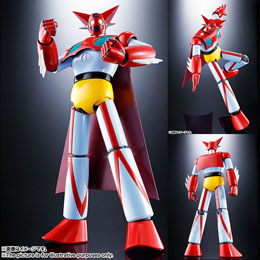 FIGURINE GETTER ROBO SOUL OF CHOGOKIN DC 1 TV ANIME VERSION