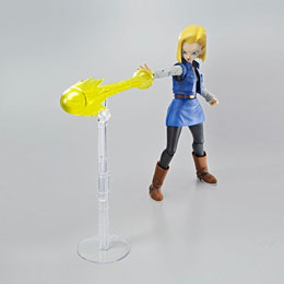Photo du produit MAQUETTE BANDAI DBZ FIGURE-RISE ANDROID C-18 12CM Photo 1