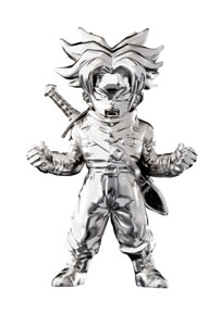 DRAGONBALL SUPER ABSOLUTE CHOGOKIN FIGURINE DIECAST SUPER SAIYAN TRUNKS (FUTURE)