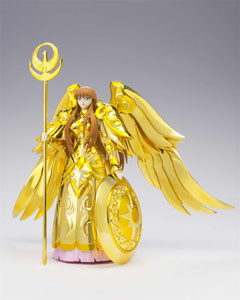 SAINT SEIYA MYTH CLOTH ATHENA GODDESS ORIGINAL COLOR ED 17CM TAMASHII WORLD TOUR 10TH EXCLU