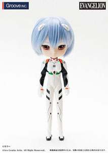 EVANGELION COLLECTION DOLL POUPÉE REI AYANAMI 27 CM