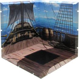 Dioramansion 150 pour figurines Nendoroid et Figma Ship Deck