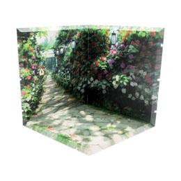 Dioramansion 150 pour figurines Nendoroid et Figma Rose Garden