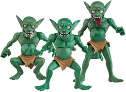ORIGINAL CHARACTER FIGURINES GOBLIN VILLAGE 7 CM