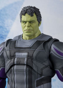 Photo du produit AVENGERS ENDGAME FIGURINE S.H. FIGUARTS HULK 19 CM Photo 1