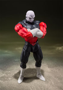 DRAGON BALL SUPER FIGURINE S.H. FIGUARTS JIREN TAMASHII WEB EXCLUSIVE 16 CM