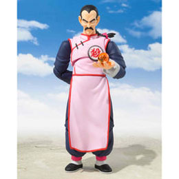 DRAGON BALL FIGURINE S.H. FIGUARTS TAO PAI PAI TAMASHII WEB EXCLUSIVE 15 CM