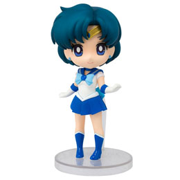SAILOR MOON FIGURINE FIGUARTS MINI SAILOR MERCURY 9 CM