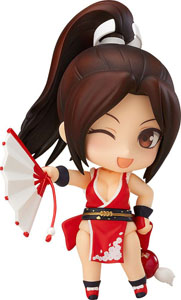 THE KING OF FIGHTERS XIV FIGURINE NENDOROID MAI SHIRANUI 10 CM