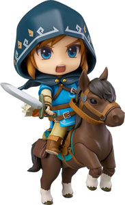 NENDOROID LINK DELUXE EDITION - THE LEGEND OF ZELDA BREATH OF THE WILD