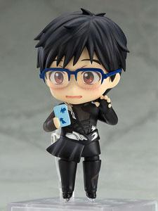 Photo du produit YURI!!! ON ICE FIGURINE NENDOROID YURI KATSUKI 10 CM Photo 4