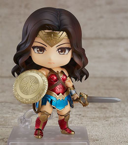 Photo du produit WONDER WOMAN MOVIE FIGURINE NENDOROID WONDER WOMAN HERO'S EDITION Photo 1
