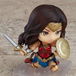 Photo du produit WONDER WOMAN MOVIE FIGURINE NENDOROID WONDER WOMAN HERO'S EDITION Photo 2