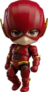 JUSTICE LEAGUE FIGURINE NENDOROID FLASH JUSTICE LEAGUE EDITION