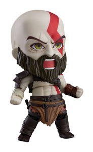 GOD OF WAR FIGURINE NENDOROID KRATOS 10 CM