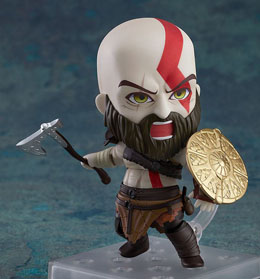 Photo du produit GOD OF WAR FIGURINE NENDOROID KRATOS 10 CM Photo 2