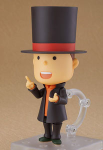 Photo du produit GOOD SMILE COMPANY FIGURINE NENDOROID PROFESSOR LAYTON Photo 1
